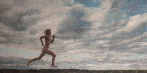 Man Running-Ridge-1